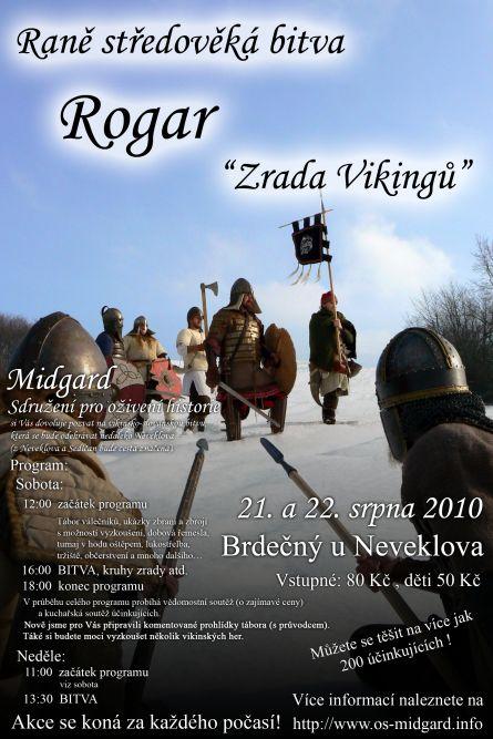 Rogar - Zrada Vikingů