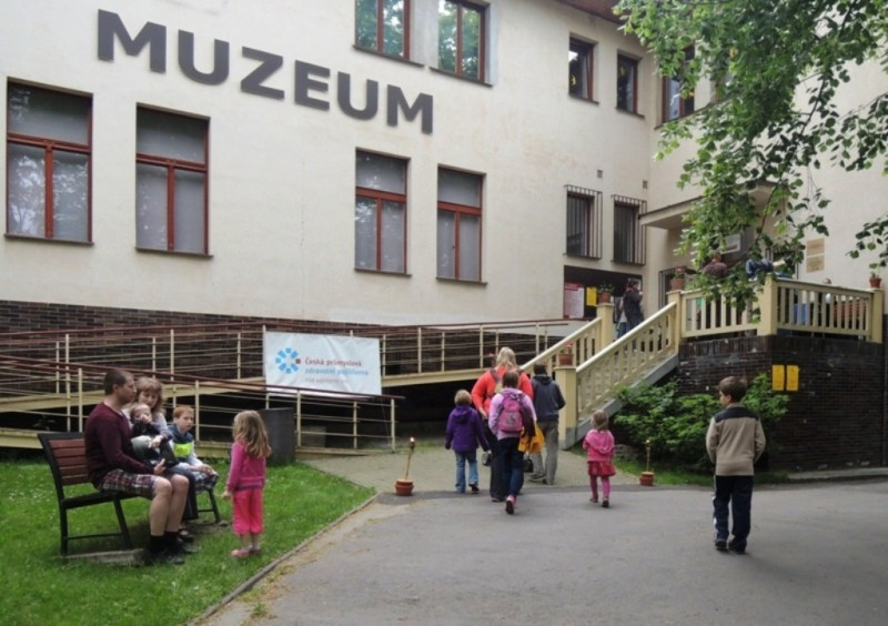 Sládečkovo vlastivědné muzeum v Kladně