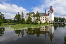 Oficiální stránky zámku Blatná