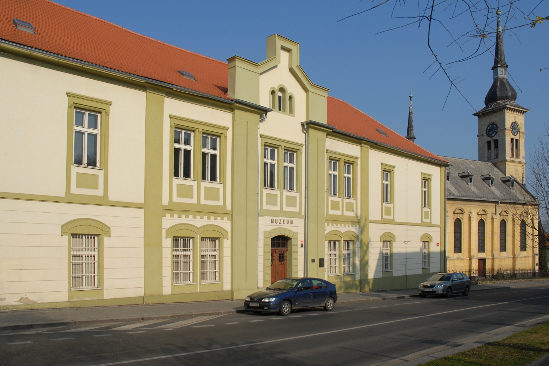 Regionální muzeum K. A. Polánka v Žatci