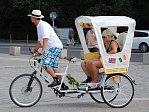 Od Baltu přes Berlín do Čech na kole
