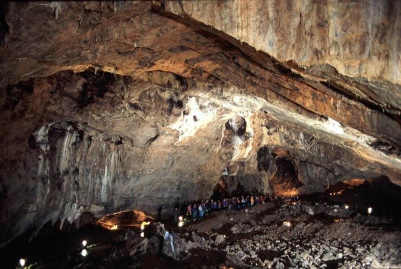 Kateřinské jeskyně