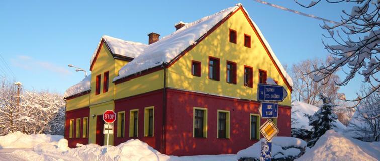 Apartmány Liška - Krkonoše, Malé Buky