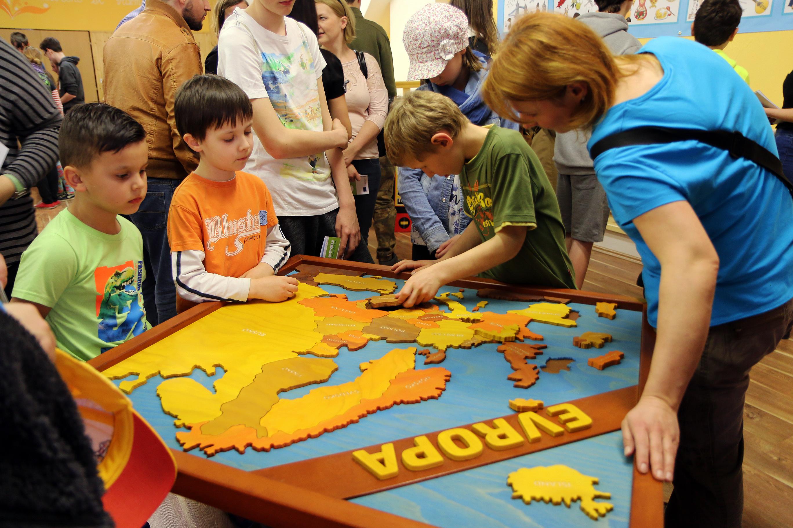 Vrtule - svět her a poznání