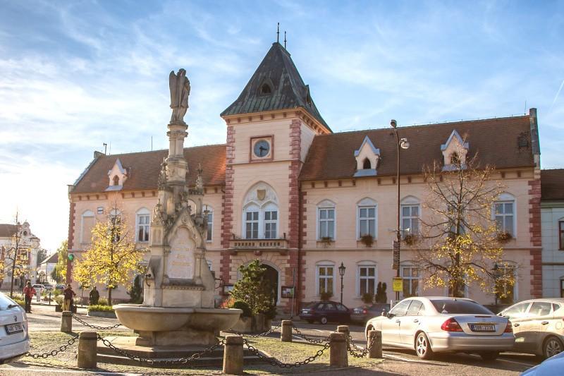 Informační centrum obce Lednice