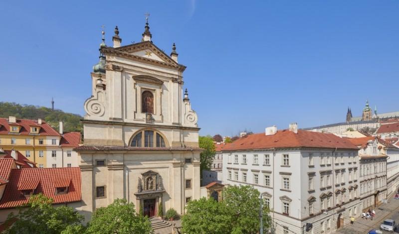 Kostel Pražského Jezulátka