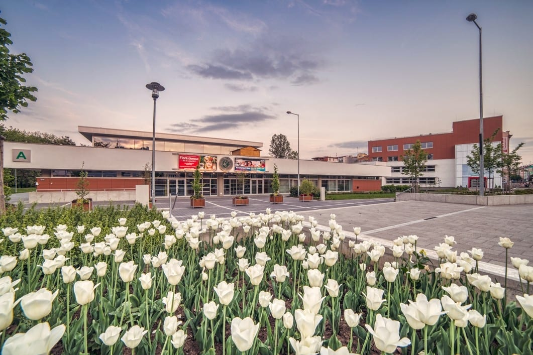 Výstaviště Flora Olomouc