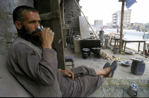 Afghánistán - fotogalerie