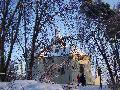 Kaple sv. Barbory - Buchlov